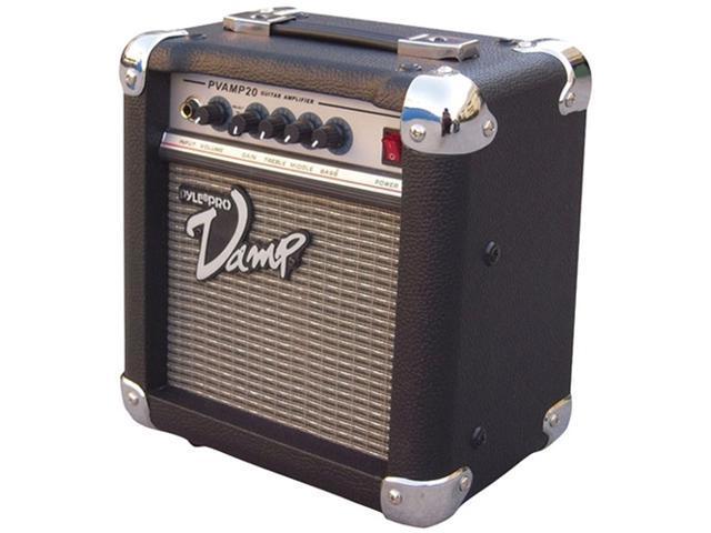 PylePro PVAMP20 20 Watt Vamp-Series Amplifier With 3-Band EQ