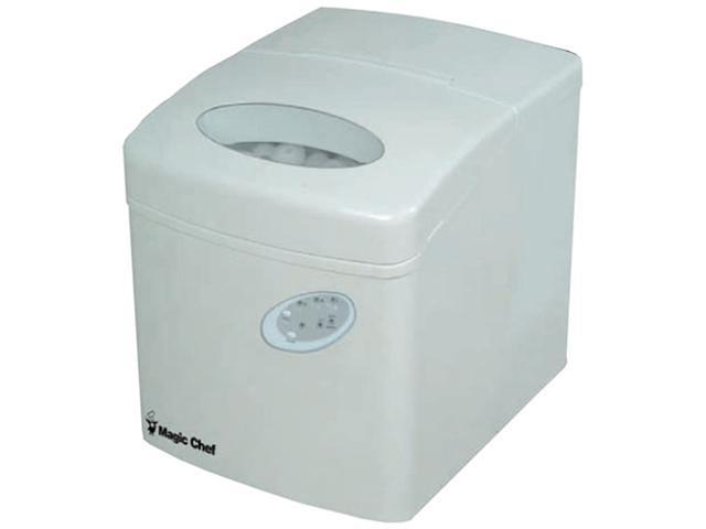 Magic Chef MCIM22TW Magic chef mcim22tw 27-lb portable mini ice maker (white)