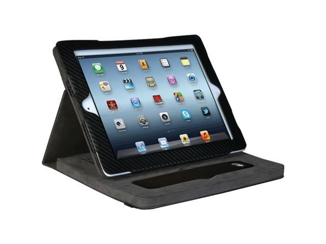 CTA PAD-BLC iPad(R) with Retina(R) display/iPad(R) 3rd Gen/iPad(R) 2 Bluetooth(R) Handset with Leather Case