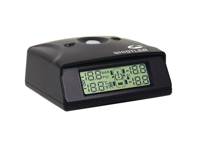 Whistler Ts-104 Tire Scout Tire Pressure Monitoring System