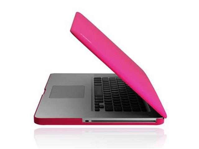 Incipio Apple® MacBook® Pro 15 Feather Snap-on Case, Red