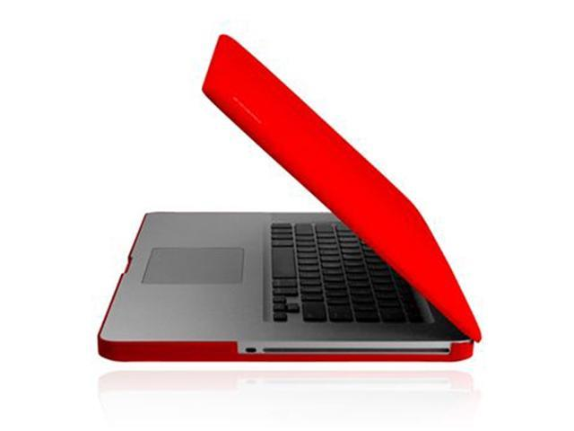 Incipio Apple® MacBook® Pro 15 Feather Snap-on Case, Red