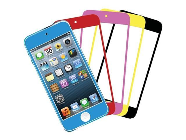 Dreamgear Isound-5296 Premium Custom Colors Screen Protectors Compatible With Apple® iPod® Touch 5