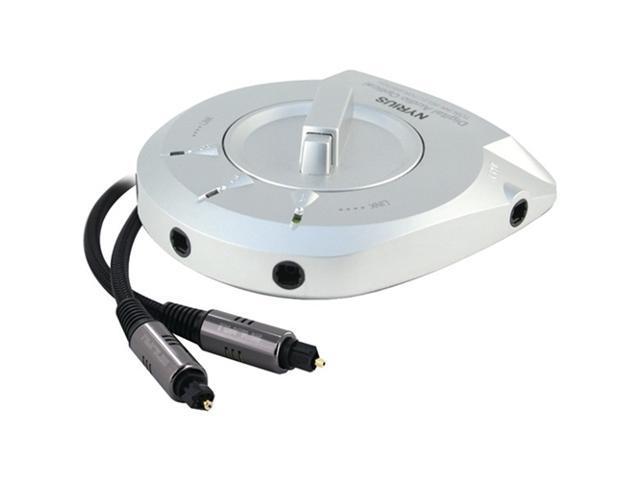 Svat Sw100 Digital Audio Optical Toslink Selector Switch