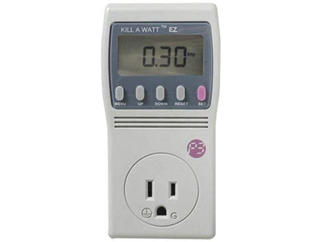 P3 INTERNATIONAL P4460 Kill-O-Watt EZ Electric Usage