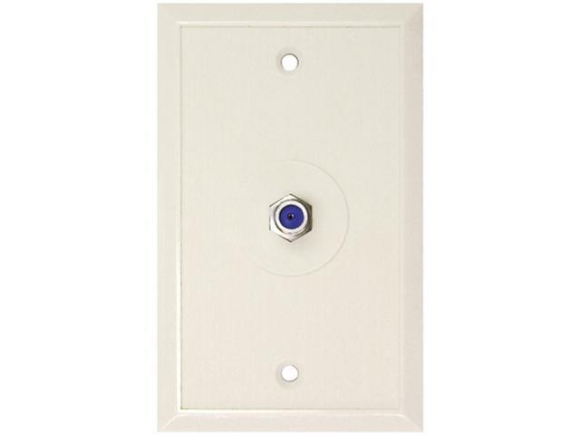 EAGLE ASPEN 500273 3GHz Wall Plate (White)