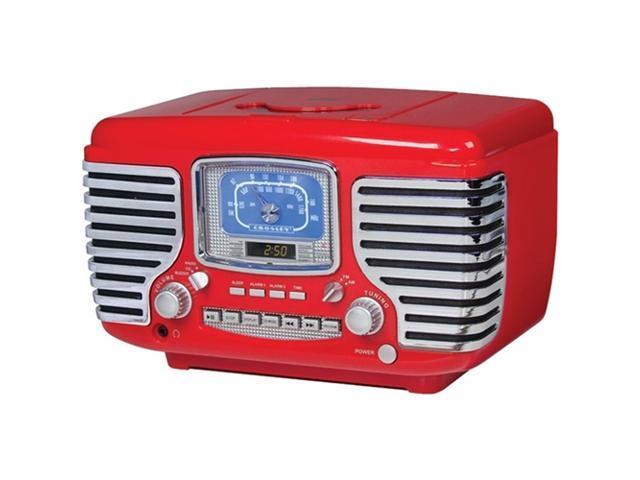 Crosley Radio Cr612-Re Corsair Cd Player