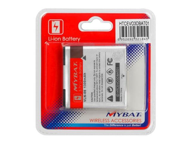 MYBAT Standard Battery Compatible With HTC EVO 3D