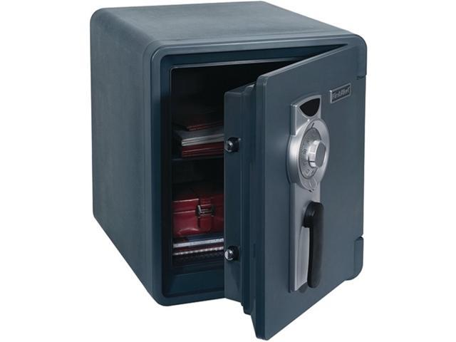 First Alert 2087F .94 Cubic-Ft 2087F Waterproof Fire Safe With Combination Lock