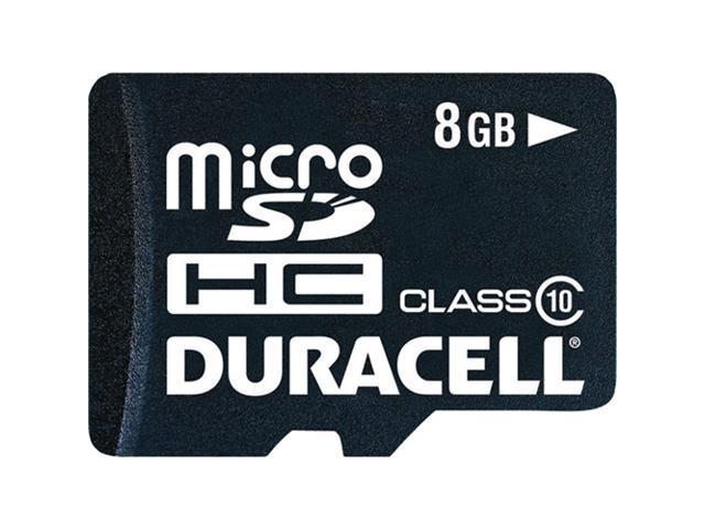 Duracell Du-3In1C1008G-C Microsd(Tm) Cardith Universal Adapter (8Gb)