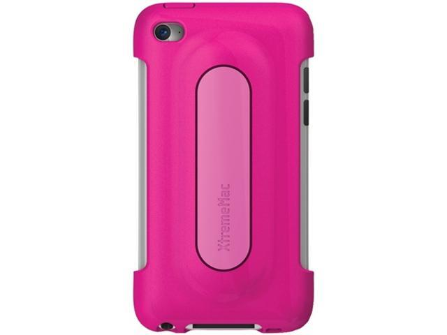 Xtrememac 02540 R 4G Snap Stand compatible with Apple iPod touch,Bubble Gum Pink