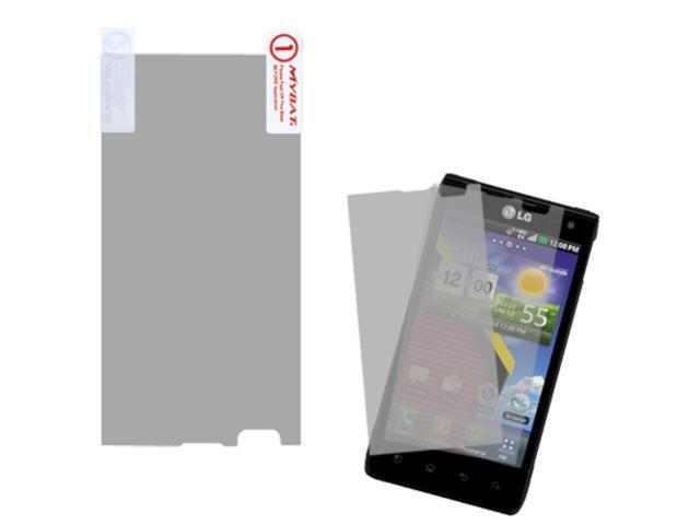 MYBAT Screen Protector Twin-Pack for LG VS840 (Lucid 4G)