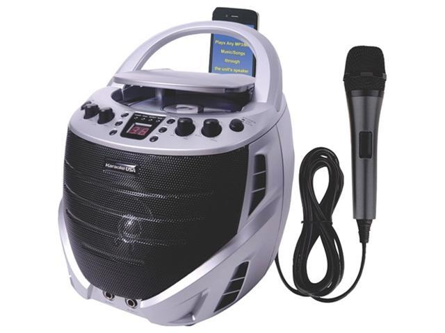 Emerson Gq367 Portable Karaoke Cdg Player