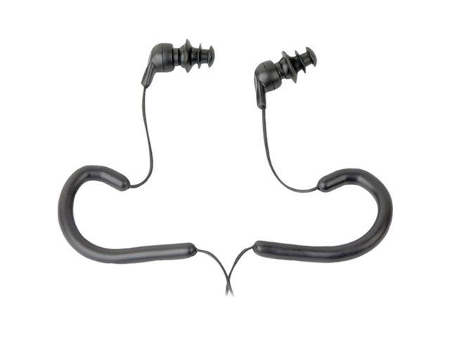 PyleHome - Waterproof Marine Headphones  Earbuds compatible w/ MP3 players & iPods(Black Color)