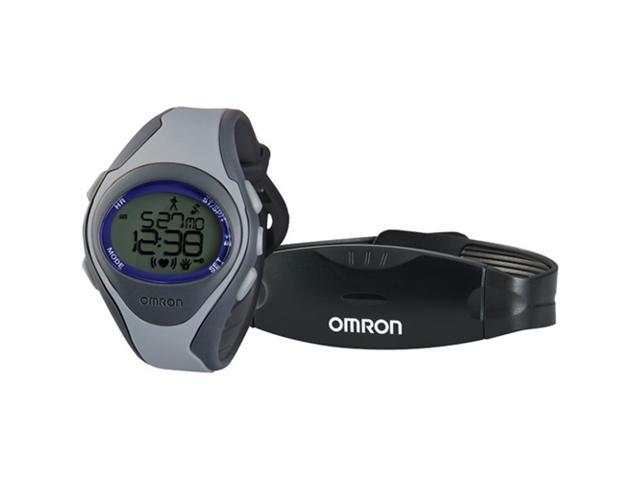 Omron Hr-310 Heart Rate Monitor With Tap-On Lens