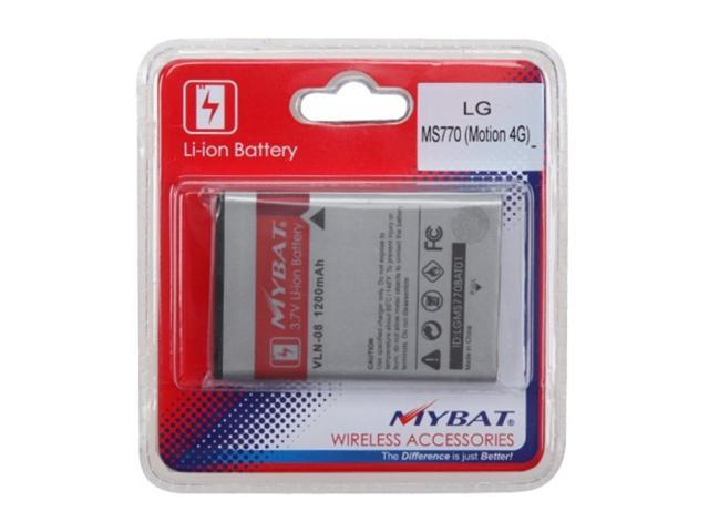 MYBAT Replacement Battery For LG MS770 Motion 4G
