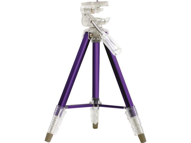 Digipower TP-TR47PUR Floor Standing Tripod - Purple