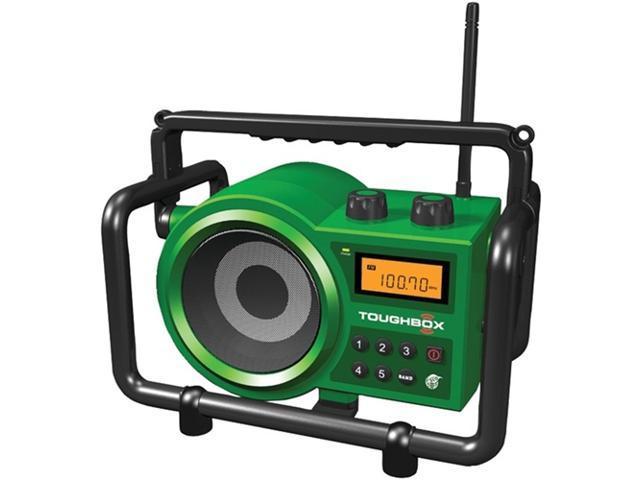 Sangean FM / AM Ultra Rugged Digital Tuning Radio Receiver TB-100