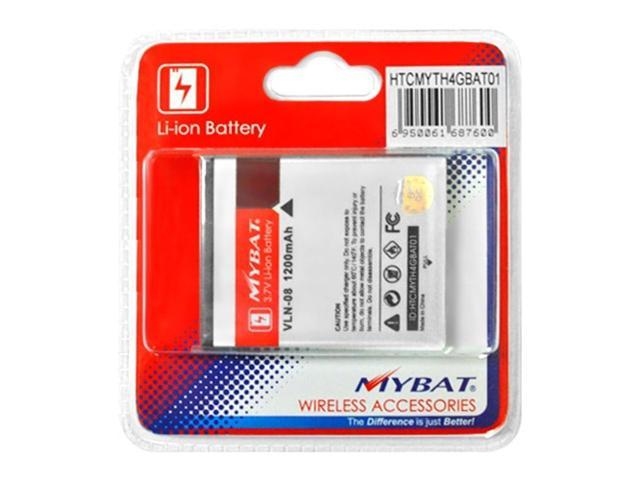 MYBAT Standard Li-Ion Battery For T-Mobile myTouch 4G, HTC Thunderbolt, HTC Merge / ADR6325