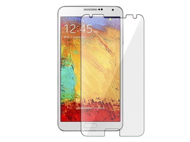 eForCity Samsung Galaxy Note III N9000 Screen Protector - Screen Protector Guard Shield Film For Samsung Galaxy Note III ...
