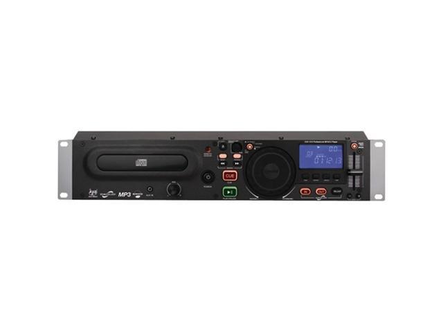Gemini Cdx-1210 Professional 2U Single Mp3/Cd Player