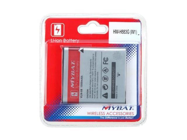MYBAT Li-ion Battery Compatible With HUAWEI H883G (W1)