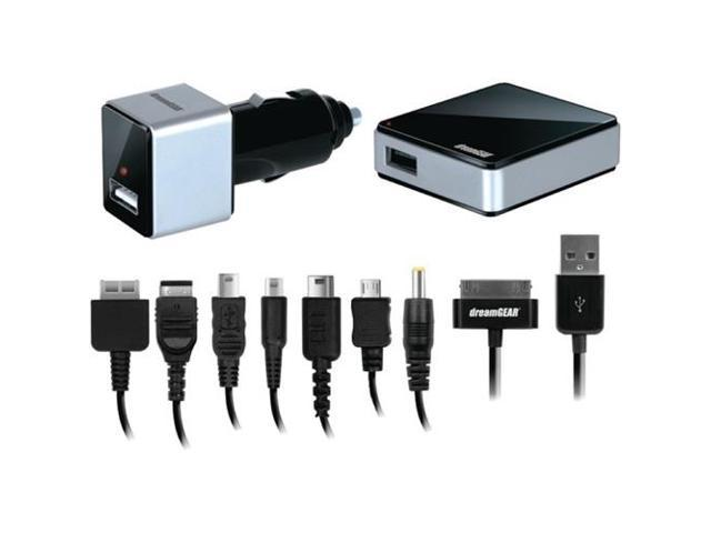 DREAMGEAR DGUN-2555 USB Power Kit Pro
