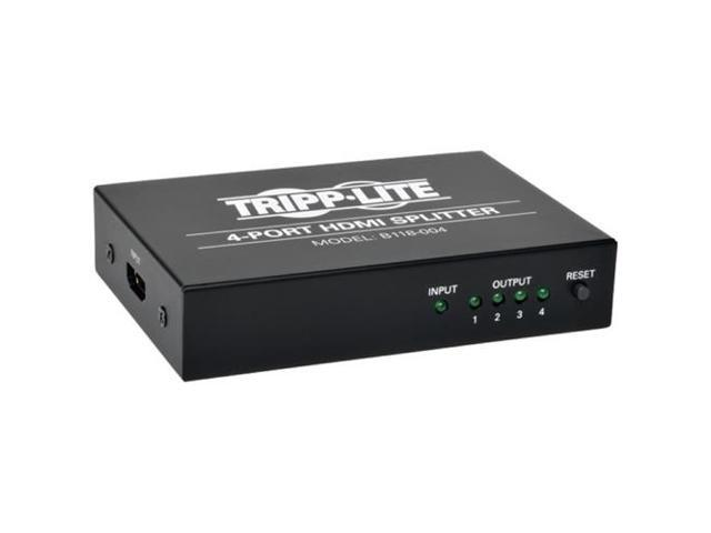 TRIPP LITE B118-004 4 Port HDMI Splitter