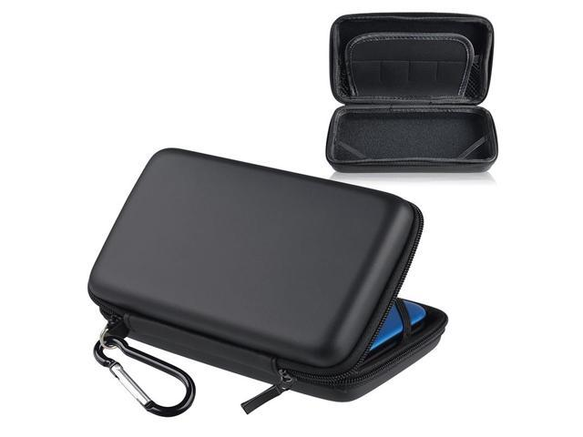 eForCity Eva Hard Case For Nintendo 3DS XL / LL, Black