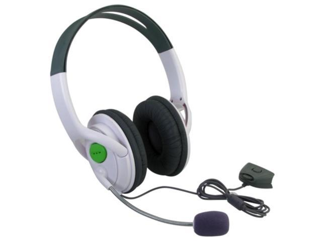 For Xbox 360 Wireless Controller Headset Headphone Mic