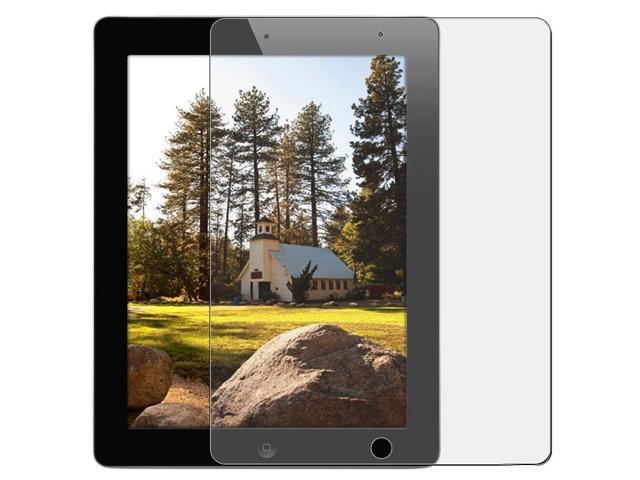 eForCity Reusable Anti-Glare Screen Protector Compatible With Apple® The New iPad/retina display / 4