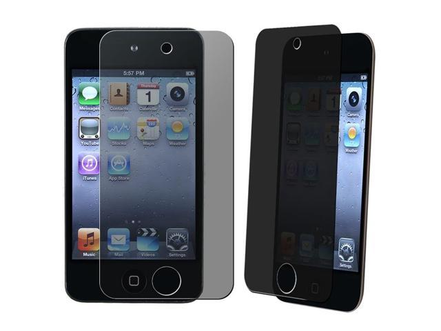 eForCity Privacy Filter Screen Protector Compatible With Apple® iPod 4th Generation Touch