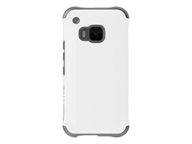 BALLISTIC UR1606-A13N HTC(R) One (M9)(TM) Urbanite(TM) Case (White/Charcoal Gray)