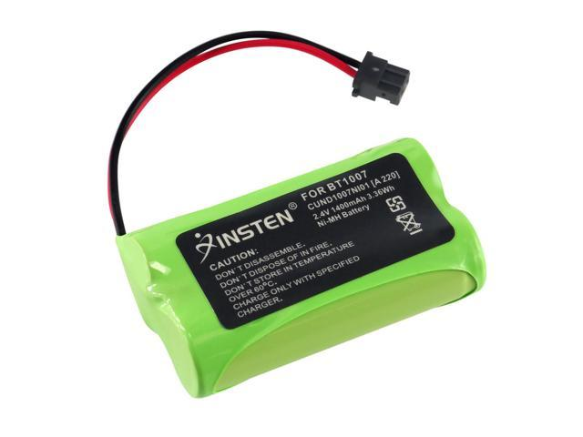 eForCity Uniden BT904 BP904 BT1007 BT1015 for Panasonic HHR-P506 Phone Replacement Battery