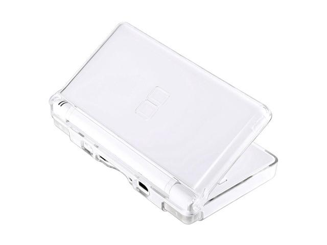 Clear Crystal Hard Cover Case for Nintendo NDS DS Lite