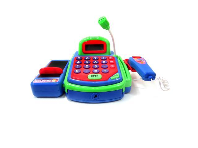 Pretend Play Electronic Cash Register Toy