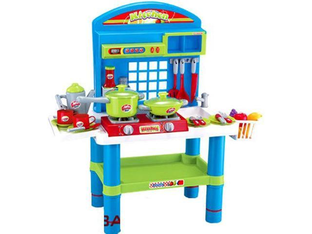 28-Inch Deluxe Kitchen Set w/Light And Sound