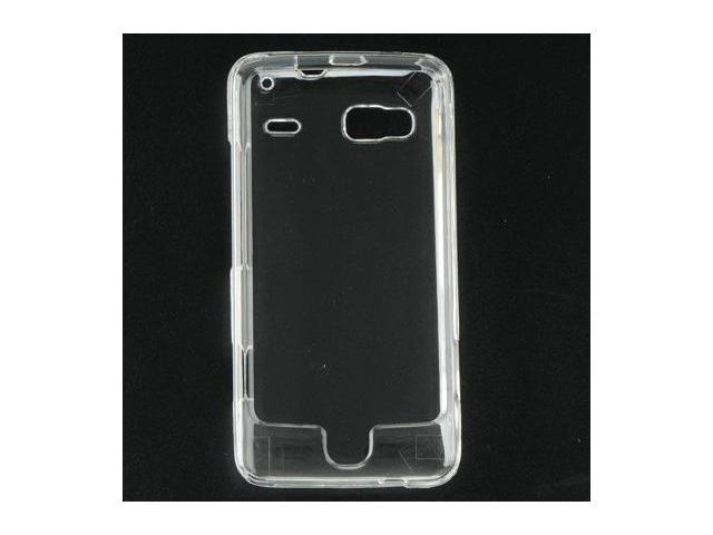 Premium Clear Hard Crystal Snap-on Case Cover for the HTC T-Mobile G2