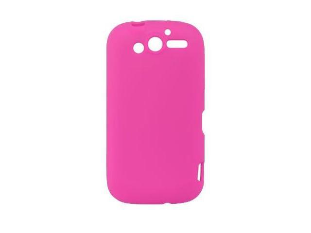 Hot Pink Silicone Skin Cover for T-Mobile myTouch 4G
