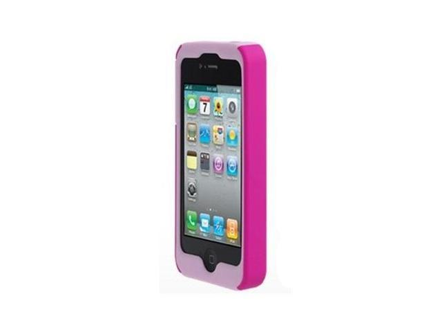 Incipio iPhone 4 Double Cover Case - Pink / Light Pink (Bulk Packaging)