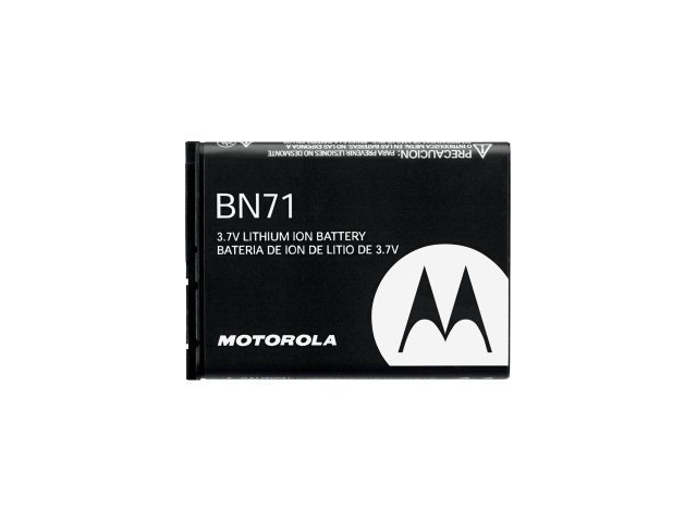 New OEM Motorola BN71 Battery for Barrage V860 - SNN5836A