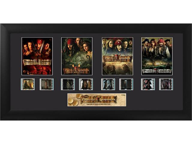 Pirates of the Caribbean (S1) Quad Film Cell