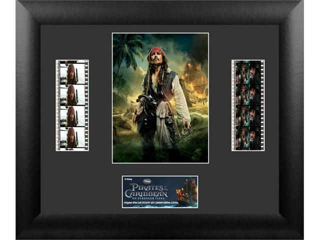 Pirates of the Caribbean On Stranger Tides (S5) Double Film Cell