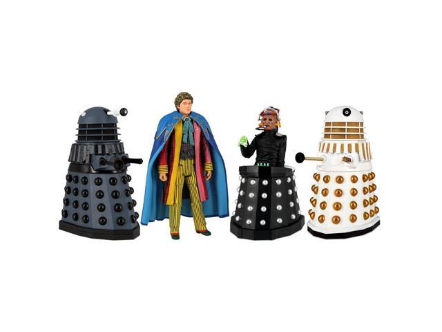 Doctor Who Revelation Of The Dalek's Collector's Set