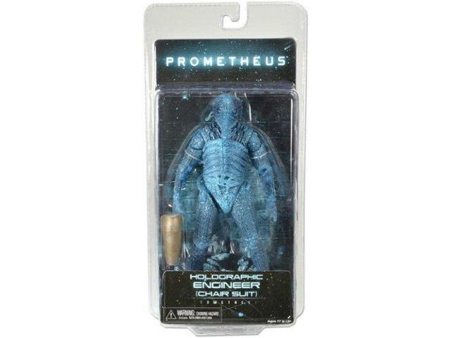 NECA Prometheus Holographic Engineer (Chair Suit) Action Figure