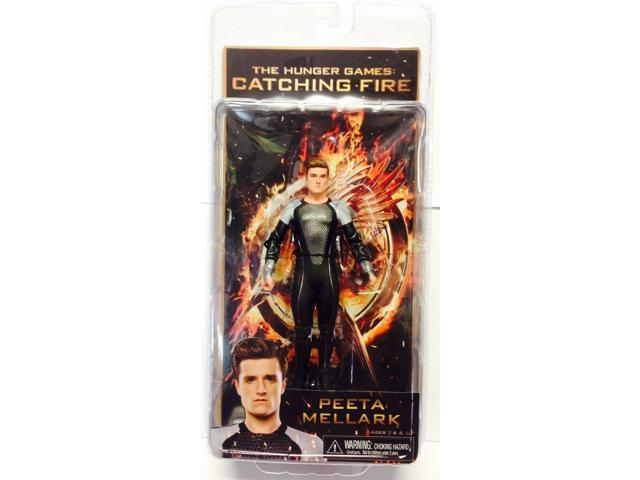 The Hunger Games Catching Fire Movie Peeta Mellark 7 Inch Action Figure