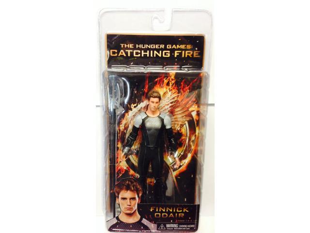 The Hunger Games Catching Fire Movie Finnick Odair 7 Inch Action Figures