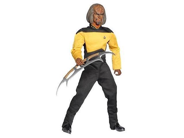 Star Trek Next Generation Worf 1:6 Scale Action Figure