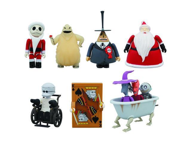 Medicom The Nightmare Before Christmas Deluxe 10-Piece