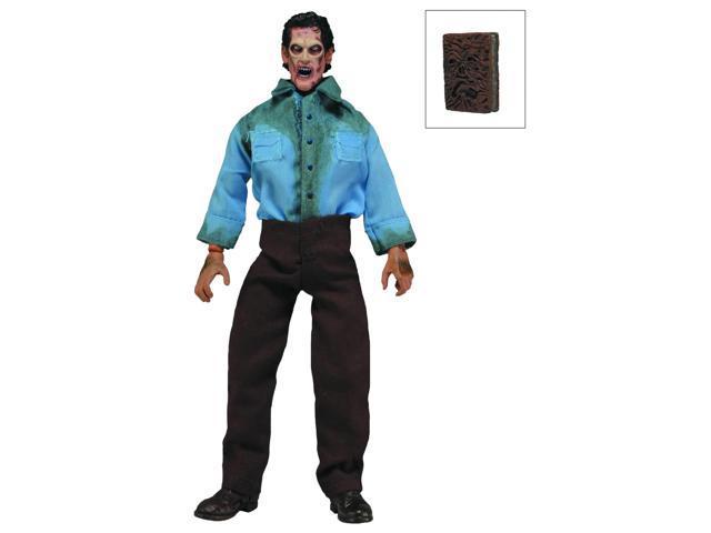 Evil Dead 2 Deadite Ash 8 inch Retro Action Figure